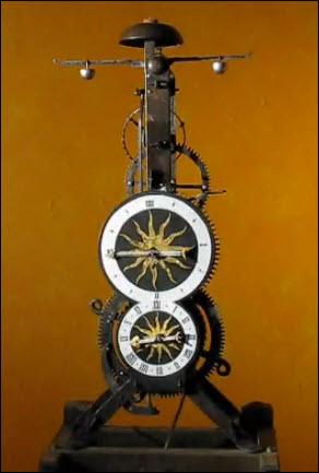 horloge a foliot